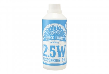 Juice Lubes 2.5W Fork Oil 500 ml