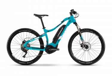 Electric Hardtail Women Haibike Sduro HardSeven 2.0 Shimano Deore M6000 10S 27.5'' 2019