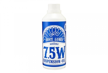 Juice Lubes 7.5W Fork Oil 500 ml