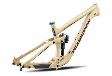 Transition Scout Alu 27.5 '' Cuadro MTB | Fox Racing Shox DPX2 | Desert Tan 2019