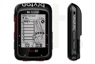 BRYTON Compteur GPS Aero 60E