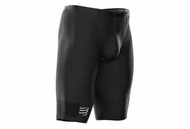Compressport Under Control Run Tight Black