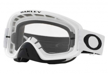 Oakley Mask O'Frame 2.0 MX Clear / Matte Grey White / Ref. OO7068-45
