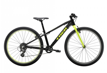 Trek Wahoo 24 Kids Bike 24'' Noir / Jaune