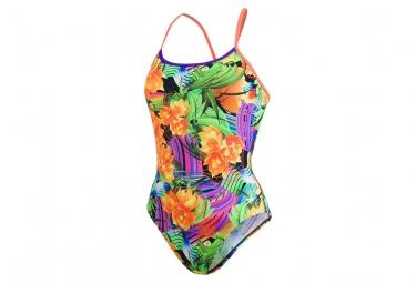 SPEEDO End Funk Burst Women's Swimsuit Multi-color