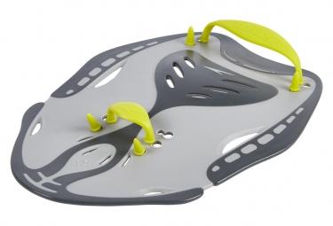 SPEEDO Swim Hand Paddle TRAIN AIDS POWER Grey/Green