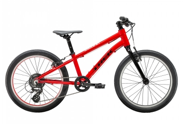 Trek Wahoo 20 Kids Bike 20'' Noir / Rouge