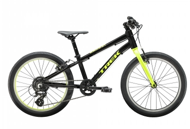 Trek Wahoo 20 Kids Bike 20'' Noir / Jaune