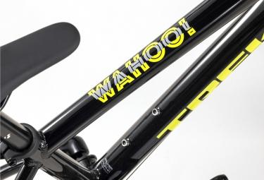 VTT Rigide Enfant Trek Wahoo 20 20'' Noir / Jaune 6 - 9 ans