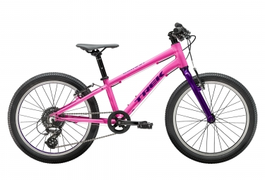 Trek Wahoo 20 Kids Bike 20'' Violet / Rose