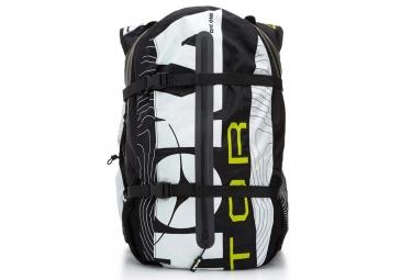 Hoka Tor 30L Backpack Black White Yellow