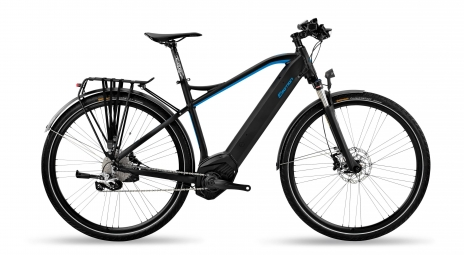 VTC Electric BH Xenion Cross S 29 '' Shimano XT 10V Nero 2019