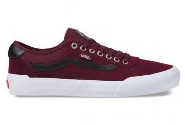 Vans Shoes Chima Pro 2 Burgundy