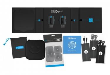 Electrostimulateur BLUETENS Duo Sport Bluetooth avec Accessoires