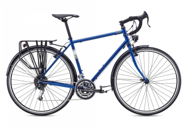 Travel Bike FUJI TOURING Shimano Alivio 9s Blue 2019