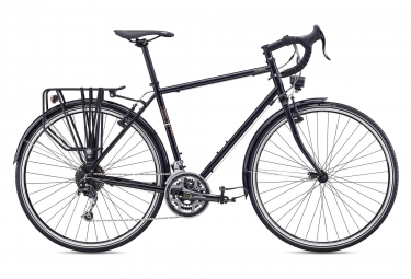 Travel Bike FUJI TOURING Shimano Alivio 9s Nero 2019