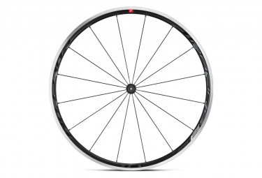 Roue avant fulcrum racing 3 9x100 mm noir blanc 2018