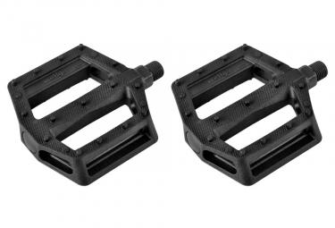 WELLGO B267N Plastic Pedals Black