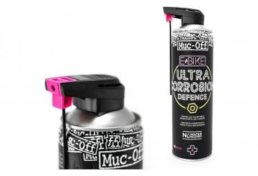 Anti-corrosion MUC-OFF pour E-bike 485ml