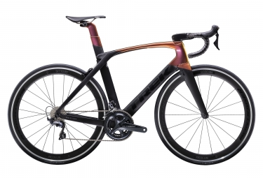 Trek Madone SLR 6 Road Bike 2019 Shimano Ultegra 11S Matte Black / Gloss Sunburst