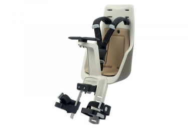 Bobike Exclusive Edition Mini Front Baby Seat Safari Chic