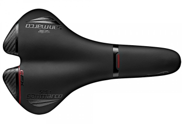 SAN MARCO ASPIDE Full-Fit Carbon FX Saddle Black