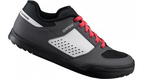 Paire de chaussures femme shimano gr500 gris 37