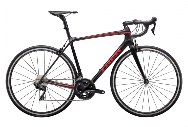 Trek Emonda SL 5 Road Bike 2019 Shimano 105 11S Black / Red