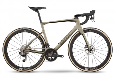 Velo de route bmc 2019 roadmachine 01 two disc sram red tap hrd 11v beige 56 cm 177