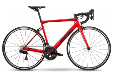 Velo de route 2019 bmc teammachine slr 02 two shimano 105 11v rouge noir 58 cm 185 191 cm