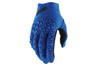 100% AIRMATIC Gloves Blue