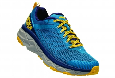 Hoka Challenger ATR 5 Blue Yellow