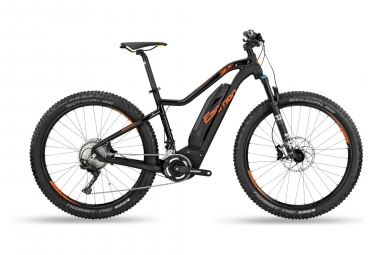 MTB Eléctrica Semi Rígida BH Rebel PWX  27.5'' Plus Noir / Orange 2019