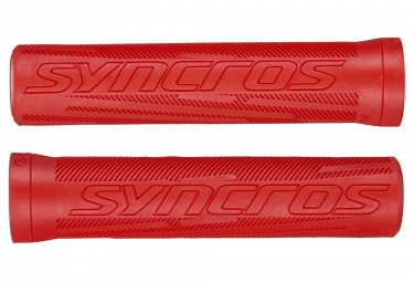 Syncros Pro Grips Rally Red