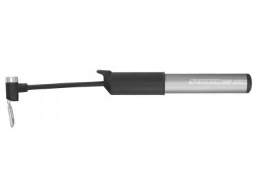 Pompe à Main Syncros HV1.5 Gris Noir (80 Psi / 5 Bar)