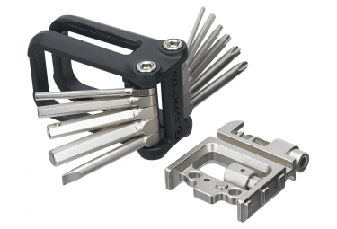 Syncros Matchbox 16 Multi-Tool 16 Functions Black