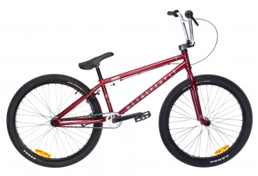 Bmx freestyle wethepeople atlas 24 red metallic 2017