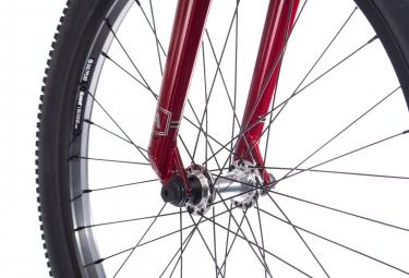 BMX Freestyle WeThePeople Atlas 24'' Red Metallic 2018