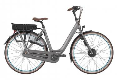 Vélo de Ville Électrique Femme Gazelle Orange C7 HFP Shimano Nexus 7V 238 Gris / Gris 2019