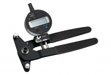 Ice Toolz E383 Digital Spoke Sphygmomanometer For Wheel Mounting