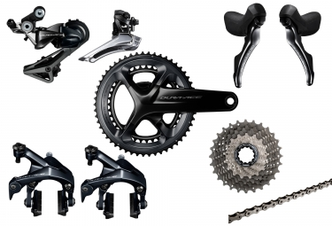 Shimano Groupset Dura Ace R9100 11s 172.5mm 52-36t