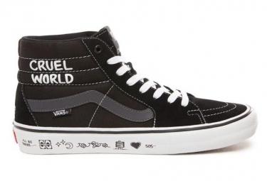 Vans Cult Sk8 Hi Pro Shoes Black