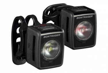 Set luci Bontrager Ion 200 / Flare RT USB