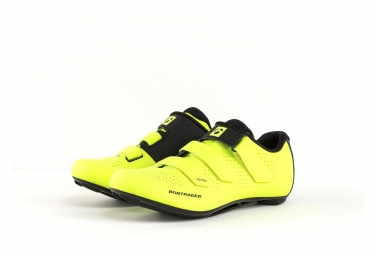 Bontrager Road Shoes Vostra Womens Yellow High Visbility