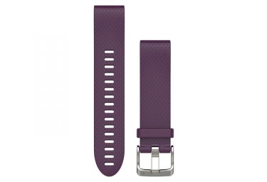 Garmin QuickFit 20 mm Silicone Wristband Amethyst Purple