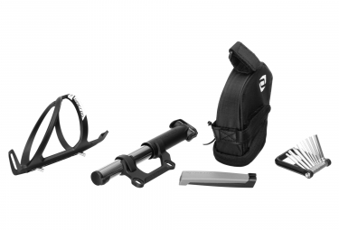 Kit sacoche de selle outils syncros roadie essentials noir