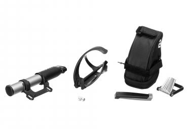 Kit Sacoche de Selle + Outils Syncros MTBiker Essentials Noir