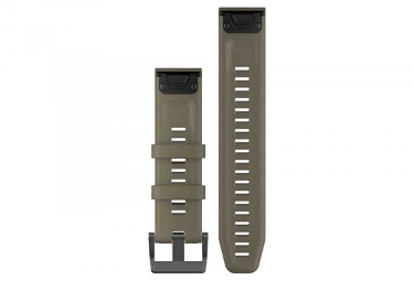 Garmin QuickFit 22 mm Silicone Wristband Coyote Tan