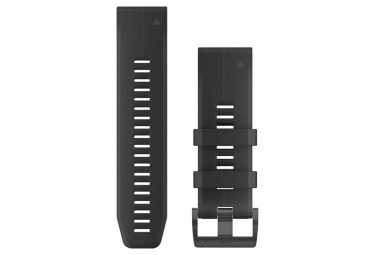 Garmin QuickFit 26 mm Silicone Wristband Black