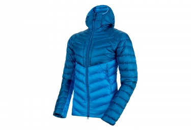 Mammut Broad Peak Down Jacket Blue